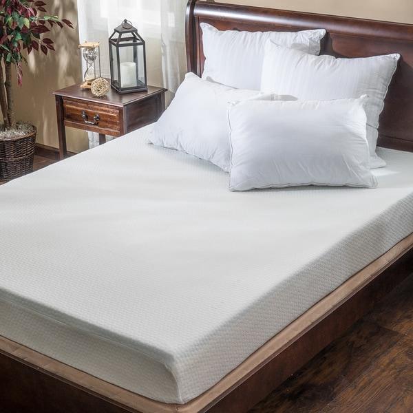 Christopher Knight Home Choice Memory Foam 8-inch Twin XL-size Mattress