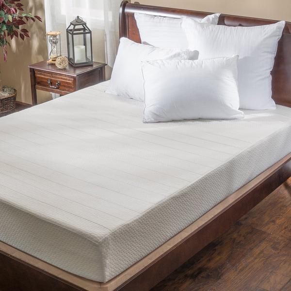 Christopher Knight Home Choice Memory Foam 10-inch Queen-size Mattress