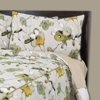 Liana Citron 3-piece Duvet Cover Set