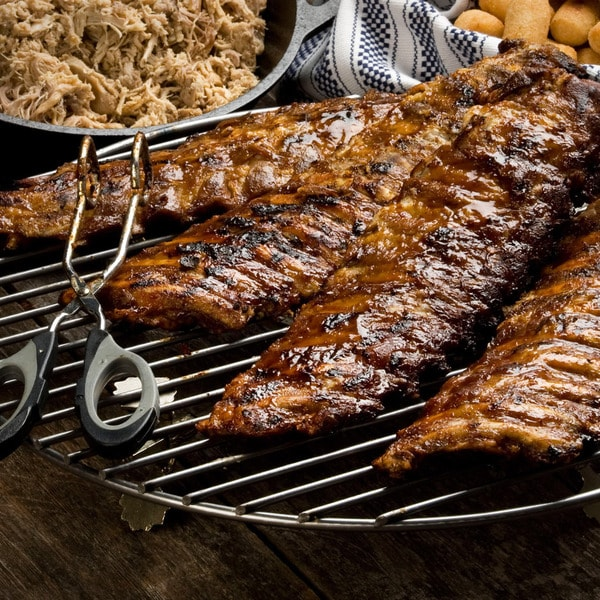 King's BBQ 2-pound Pack