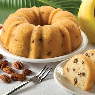 Cabana Banana Nut Bundt Cake