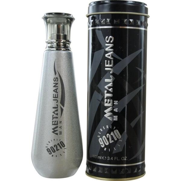 90210 Metal Jeans Men's 3.4-ounce Eau de Toilette Spray