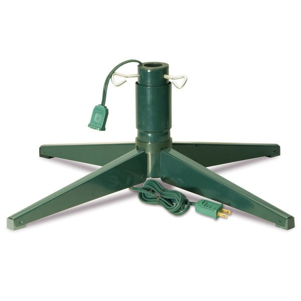 Revolving Christmas Tree Stand