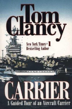 Carrier: A Guided Tour of an Aircraft Carrier (Paperback)