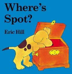 Where's Spot? (Board book)