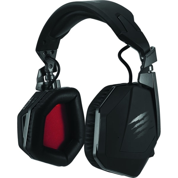 Mad Catz F.R.E.Q. 9 Wireless Surround Headset for PC, Mac, Android, i