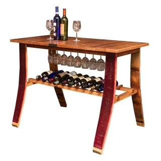 Wine Country Tasting Table