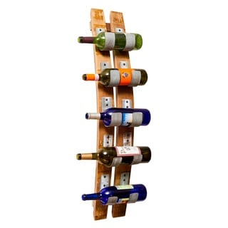 Double Stave Wine Rack