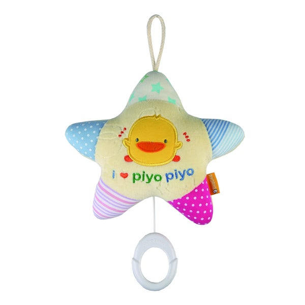 Star Soft Lullaby Toy