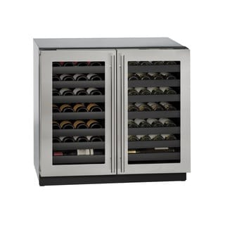 U-Line 3000 Series 36-Inch Stainless Wine Captain
