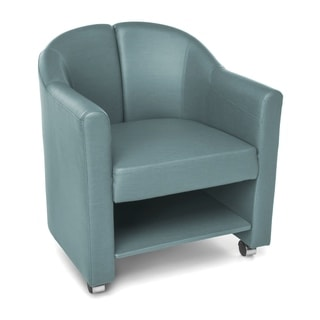 OFM 880 Vinyl Mobile Club Chair
