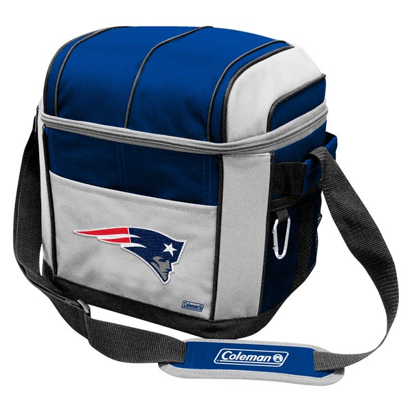 Coleman NFL New England Patriots Soft Sided 24 Can Cooler