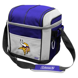 Coleman NFL Minnesota Vikings Soft Sided 24 Can Cooler