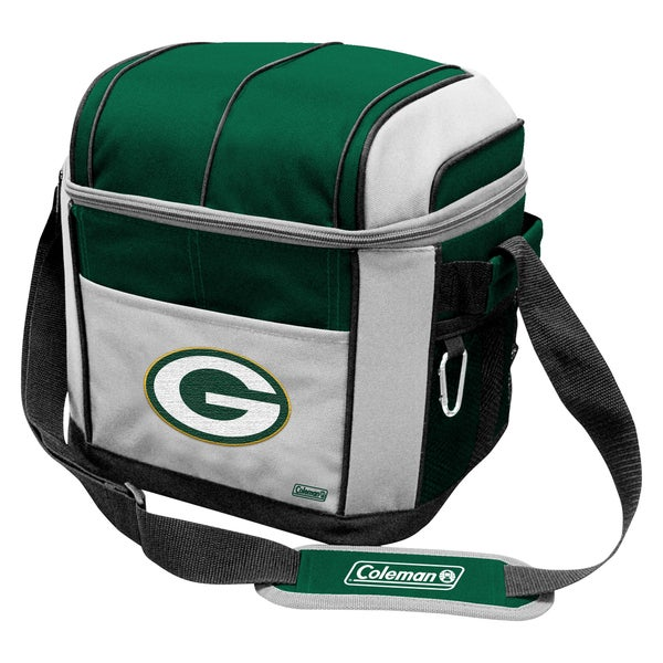 Coleman NFL Green Bay Packers Soft Sided 24 Can Cooler