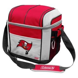 Coleman NFL Tampa Bay Buccaneers Soft Sided 24 Can Cooler