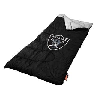 Coleman NFL Oakland Raiders Sleeping Bag