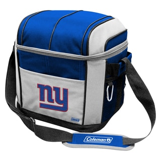 Coleman NFL New York Giants Soft Sided 24 Can Cooler