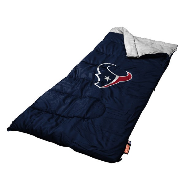 Coleman NFL Houston Texans Sleeping Bag