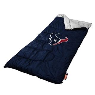 Coleman NFL Houston Texans Sleeping Bag