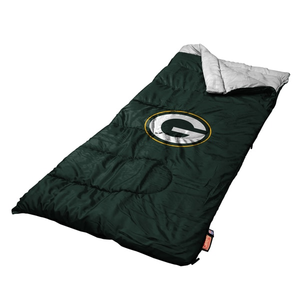 Coleman NFL Green Bay Packers Sleeping Bag