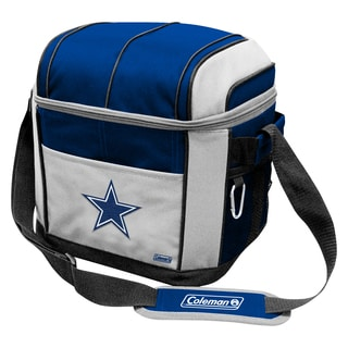 Coleman NFL Dallas Cowboys Soft Sided 24 Can Cooler