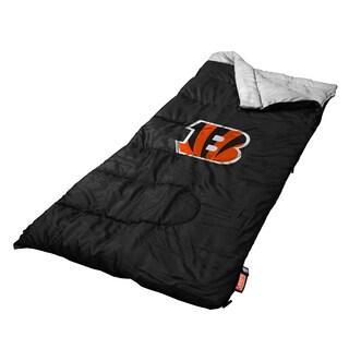 Coleman NFL Cincinnati Bengals Sleeping Bag