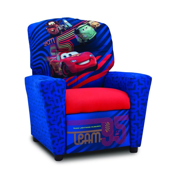 Disney Cars 2 Kids' Recliner