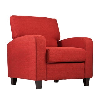 Killian Cherry Red Arm Chair