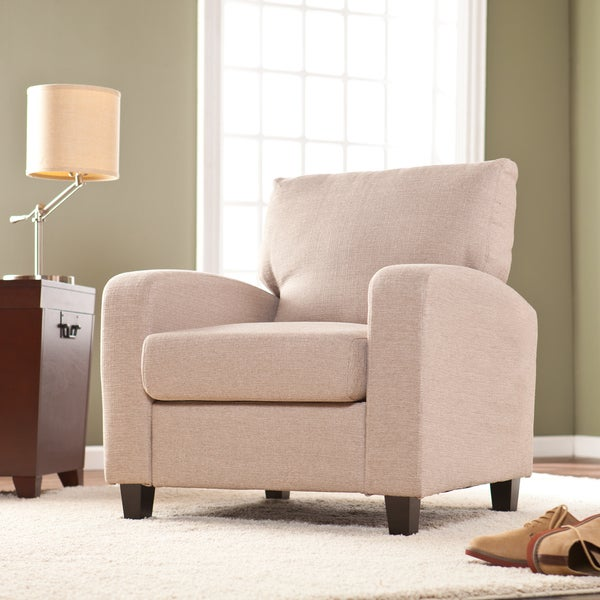 Killian Oyster Beige Arm Chair