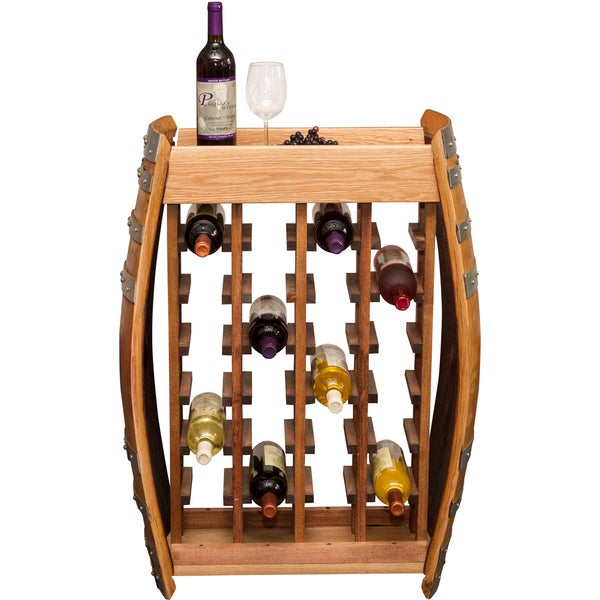 24 Bottle Narrow Rack