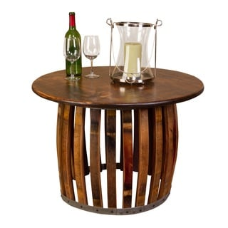 Stave and Hoop Coffee Table