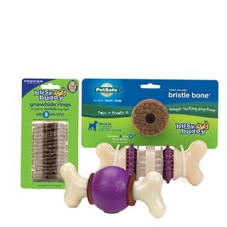 PetSafe 3-piece Durable Dog Toy Gift Set