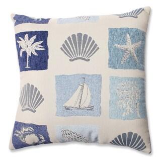 Pillow Perfect Catalina Ocean Throw Pillow