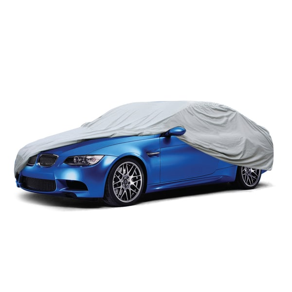 Motor Trend All Weather Protection Car Cover (As Is Item)