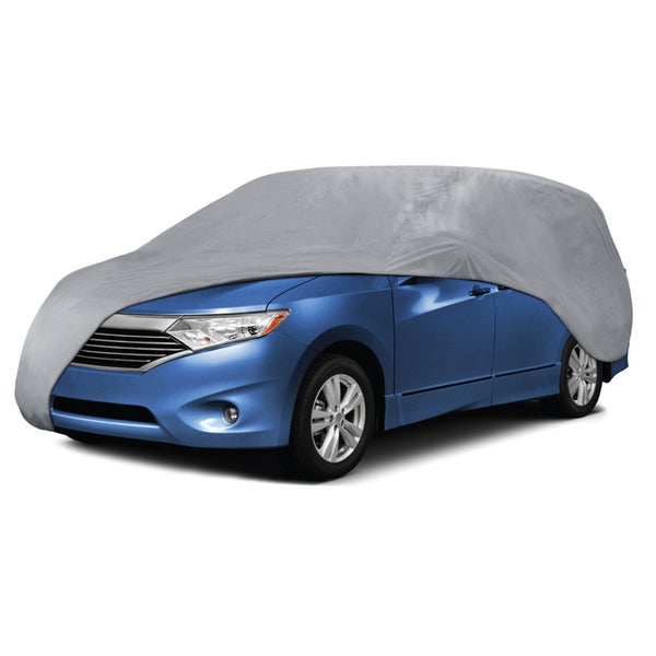 Motor Trend All Weather Proof SUV and Van Cover - Water, Snow and UV Proof