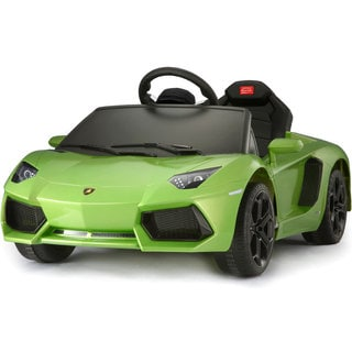 Rastar Lamborghini Aventador LP700-4 6v Remote Controlled Ride-On Car