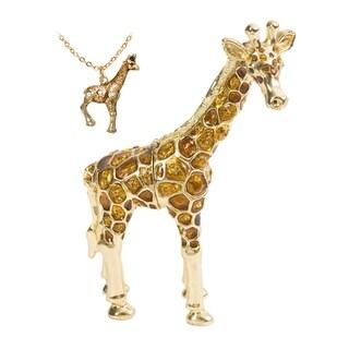 Giraffe Trinket Box