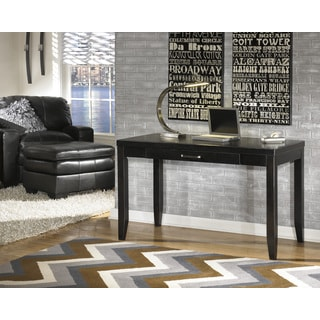 Signature Design by Ashley Trishelle Brown Home Office Small Leg Desk
