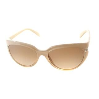 Fendi Women's 'FS 5257 278' Sand Plastic Cat Eye Sunglasses