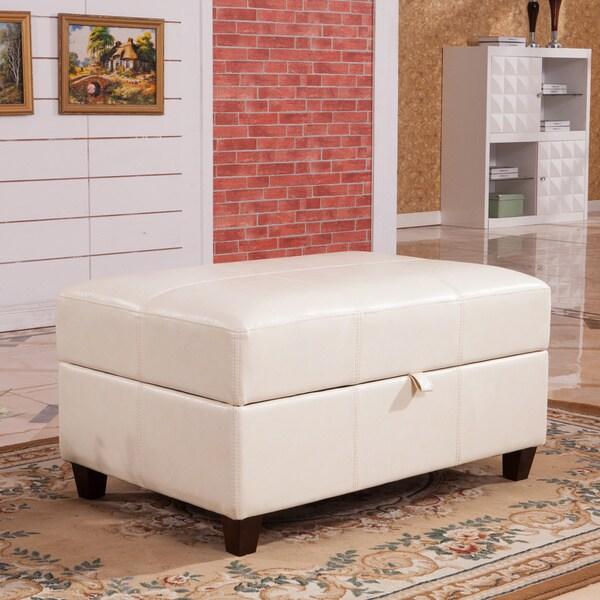 Classic Storage Bench Ottoman