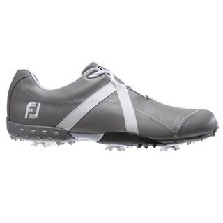 FootJoy Men's M Project Charcoal-White Golf Shoes