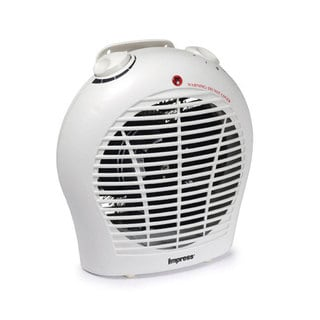Impress IM-702 1500-watt 2 Speed Adjustable Thermostat Fan Heater