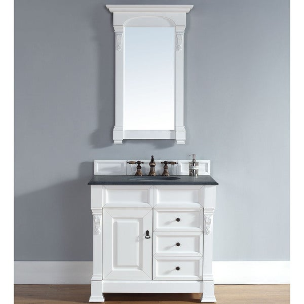 Brookfield Cottage 36 Inch Single Cabinet 2 Drawer Vanity 16818121 Overst