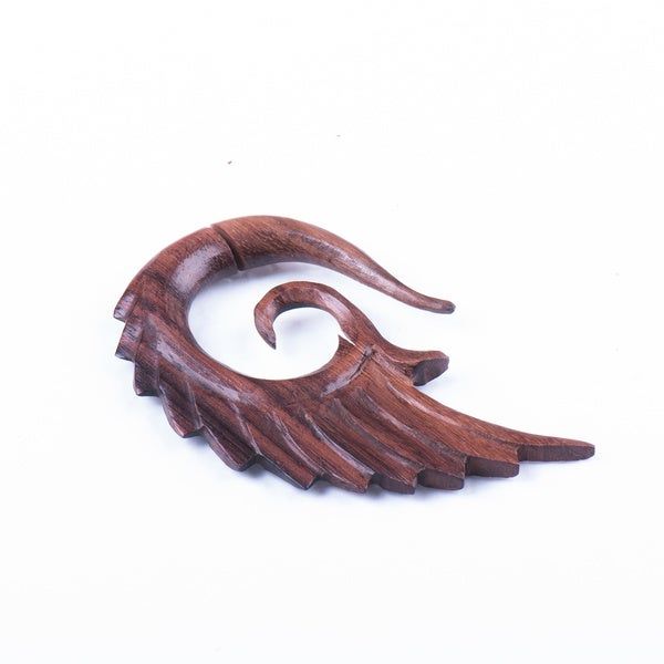 Excotic Wooden Earring (Thailand)