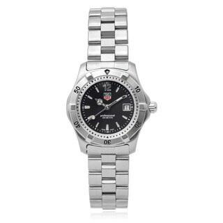 Tag Heuer Stainless Steel '2000 Classic' Professional Link Watch