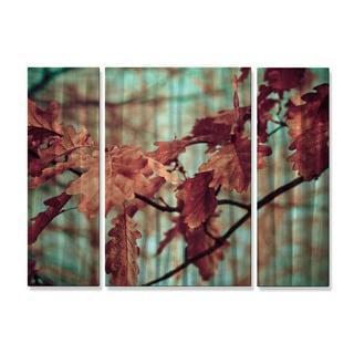 Keri Bevan 'Nostalgia' Metal Wall Decor 3-piece Set