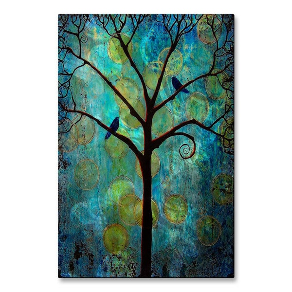 Twilight Art Tree Blenda Tyvoll 'twilight Tree'