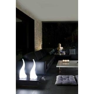 Contempo Lights LuminArt Matrix II LED Table Lamp