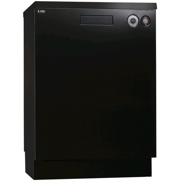 Asko D5434XL Black Dishwasher