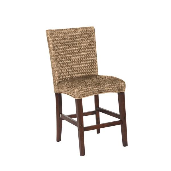 Tiki Beach Counter Height Chairs (Set of 2)